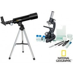 National Geographic Set Telescoop / Microscoop 9118000